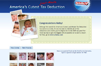 Cutesttaxdeduction